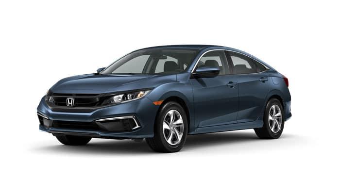 Civic LX Sedan