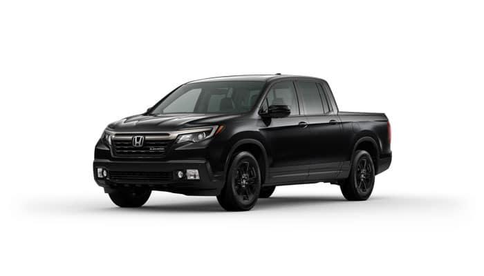 Ridgeline Black Edition AWD