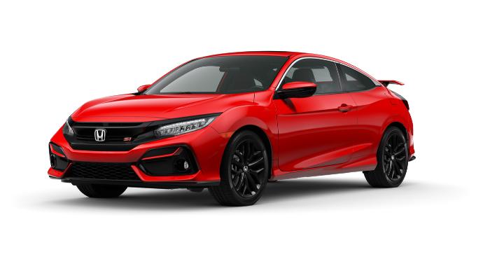 2020 Civic Si Coupe CVT