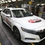 Honda Reaches 20 Million Auto Production