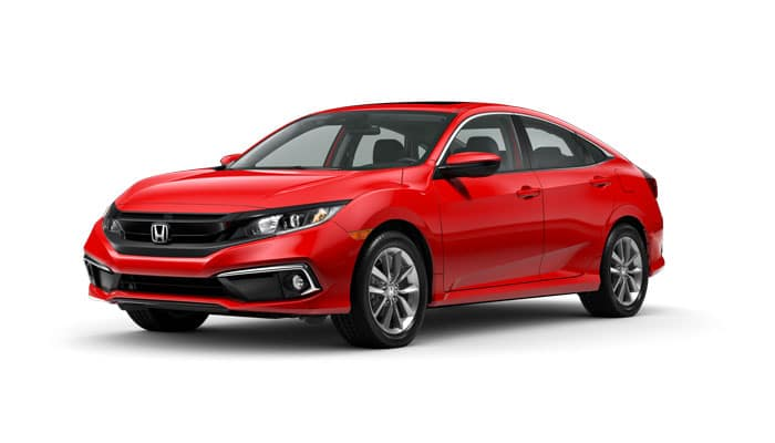 2020 Civic Special Financing