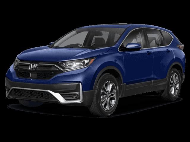 2020 CR-V EX-L AWD