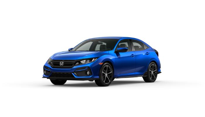 2020 Civic Sport Hatchback CVT