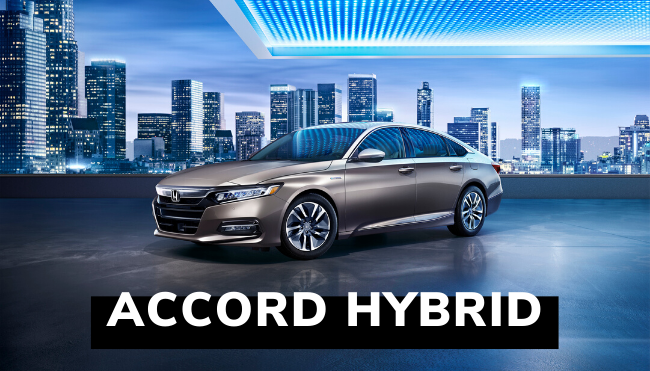 Accord Hybrid Offers
