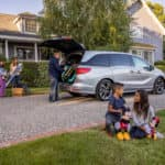 "2021 Honda Odyssey Takes Families on an ""Enchanted"" Ride"