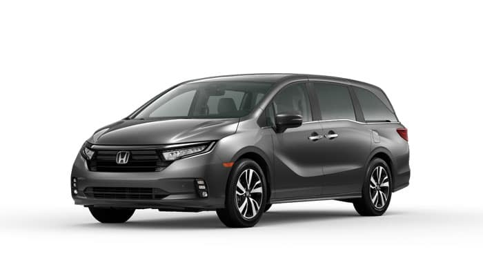 2021 Odyssey Special Financing