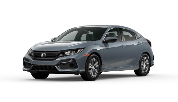 2021 Civic Sedan & Hatchback