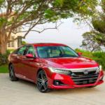 2021 Honda Accord Earns IIHS TOP SAFETY PICK+ Rating