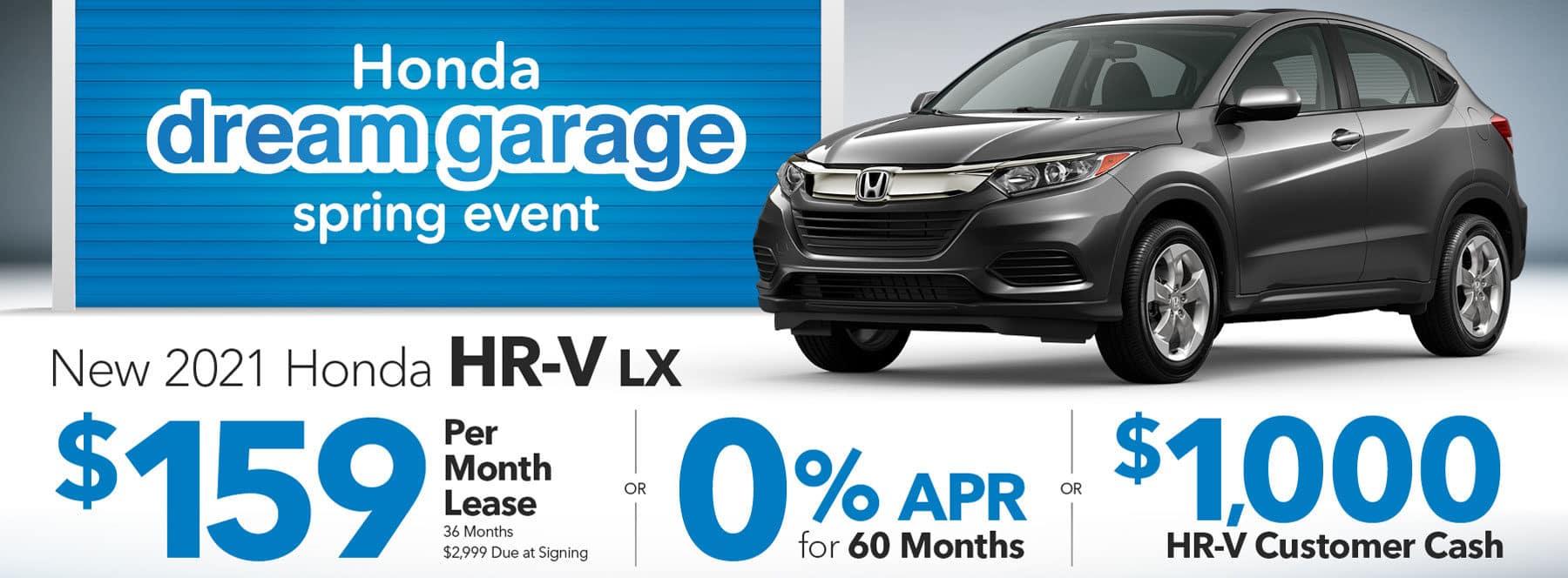 Dream Garage HRV
