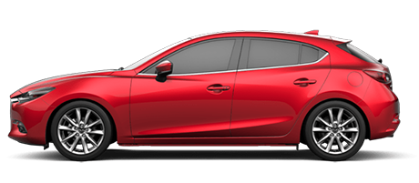 2018 Mazda3 5-Door Sport Automatic