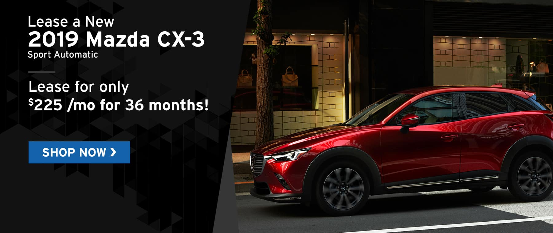 CX-3 at Hubler Mazda