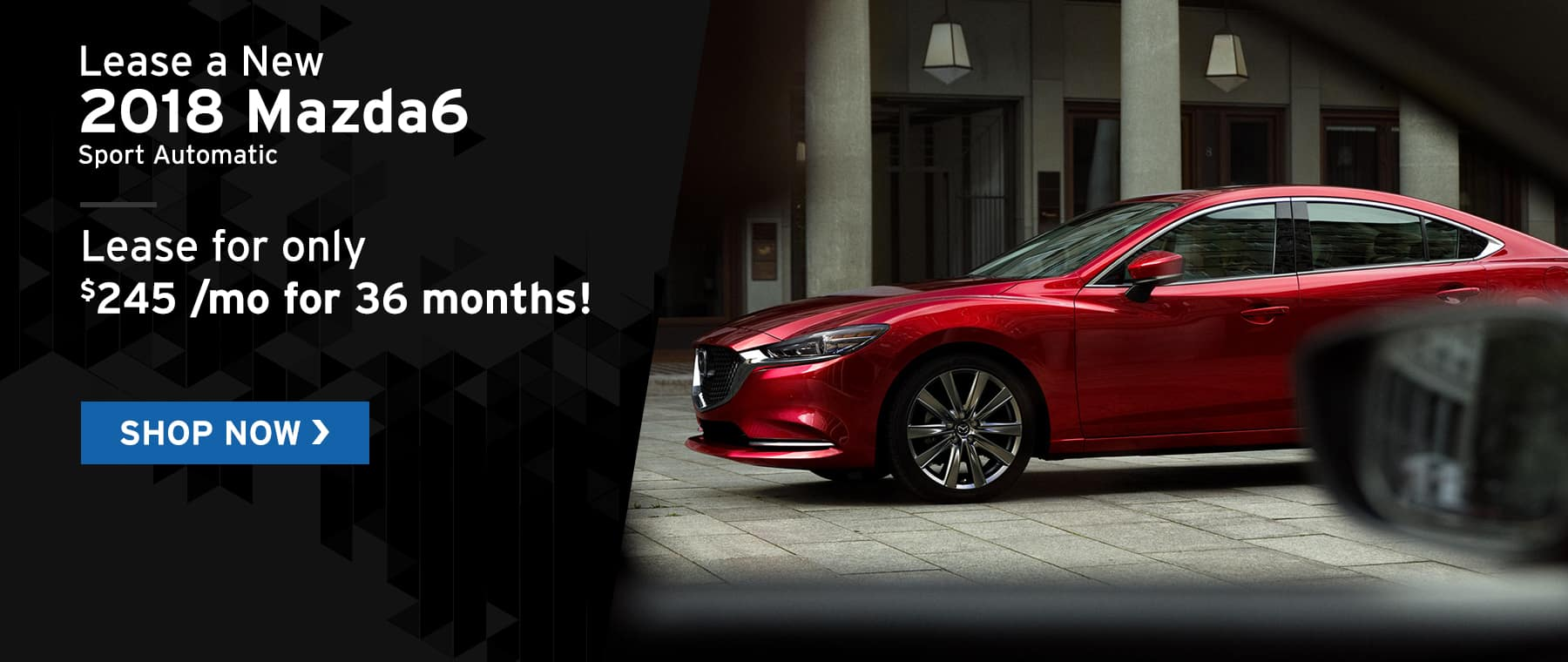 Mazda6 deals at Hubler Mazda
