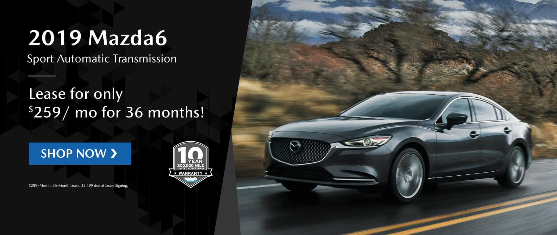 Mazda6 offers at Hubler Mazda
