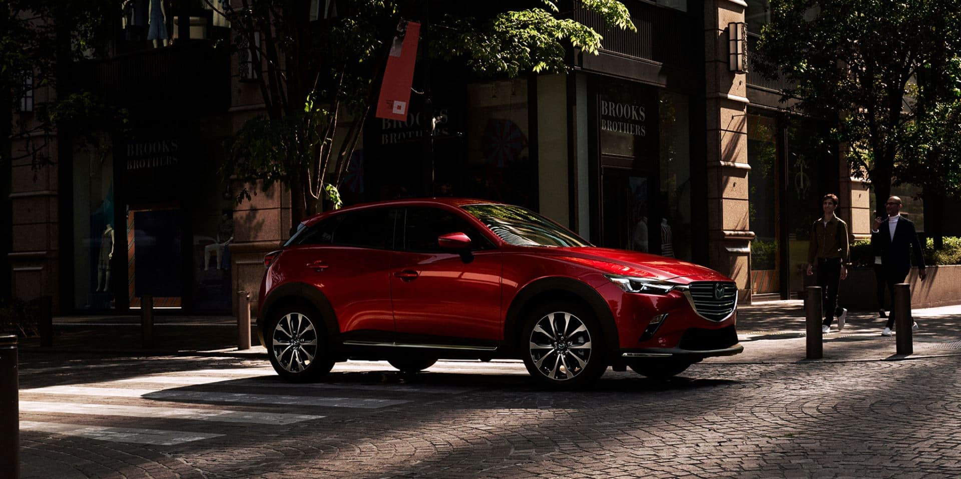 2020 Mazda CX-30 red exterior