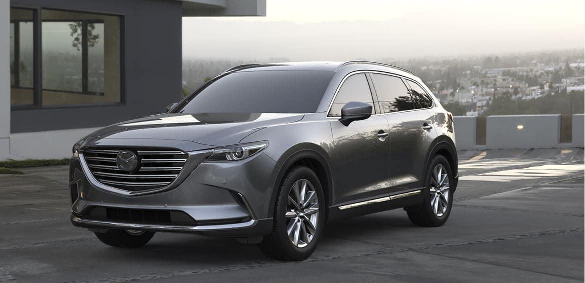 2020 mazda cx-9 gray exterior