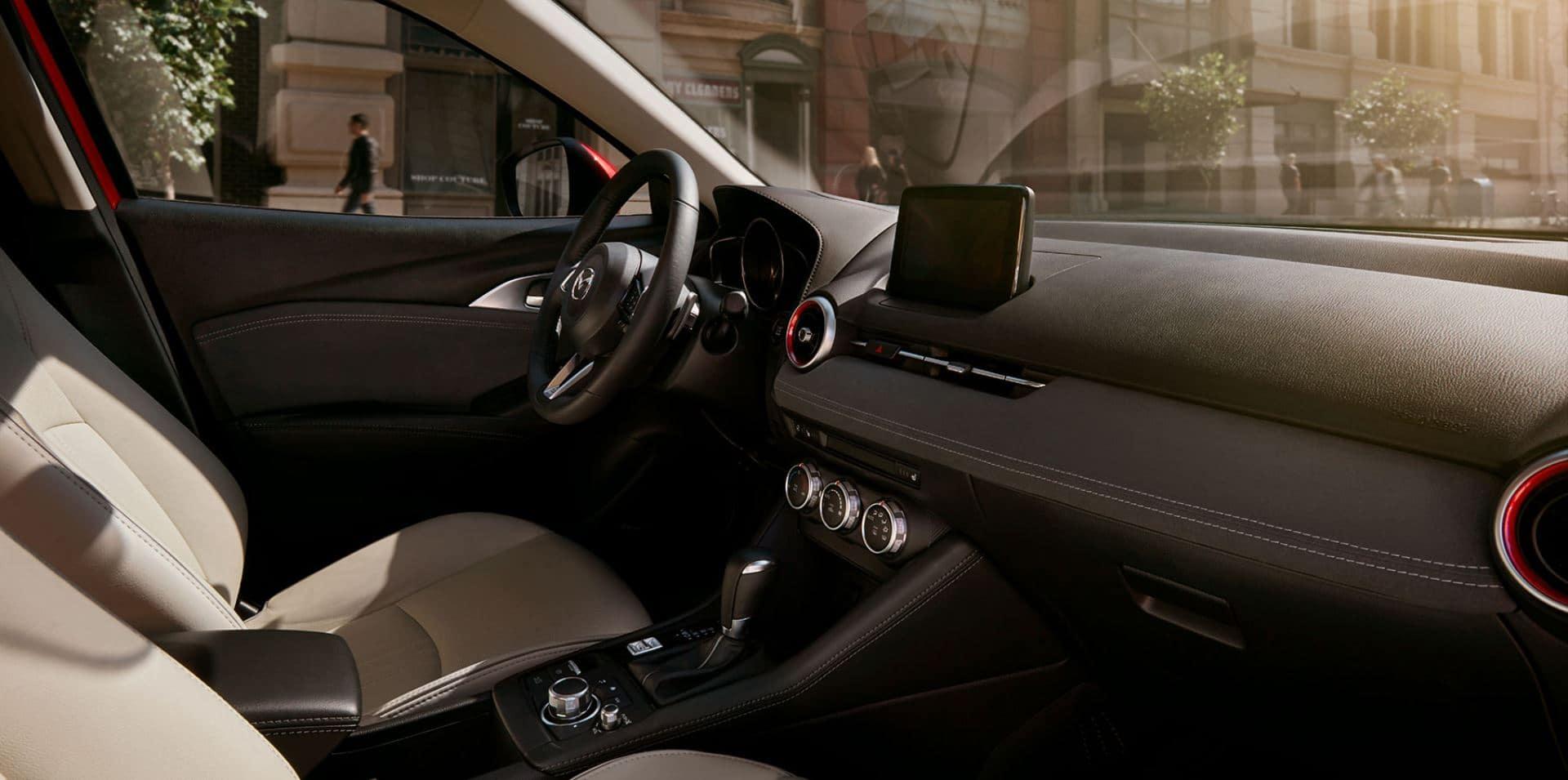 2021 Mazda CX-30 Interior passenger POV