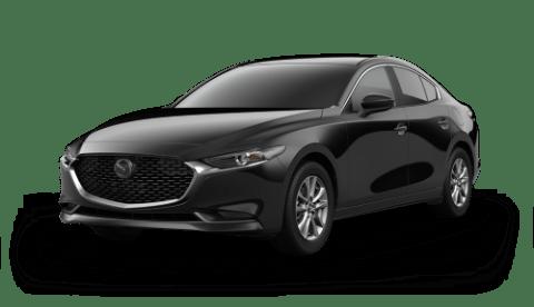 2021 Mazda3 Sedan 2.0L (FWD / Automatic Transmission)