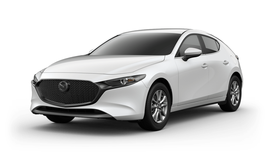 2021 Mazda3 Hatchback 2.5S (FWD / Automatic Transmission)