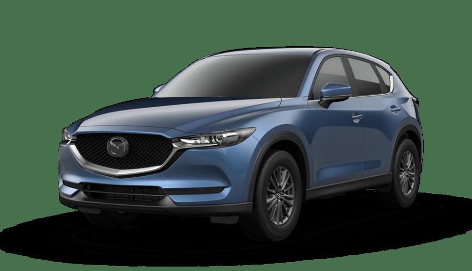 New 2021 Mazda CX-5 AWD