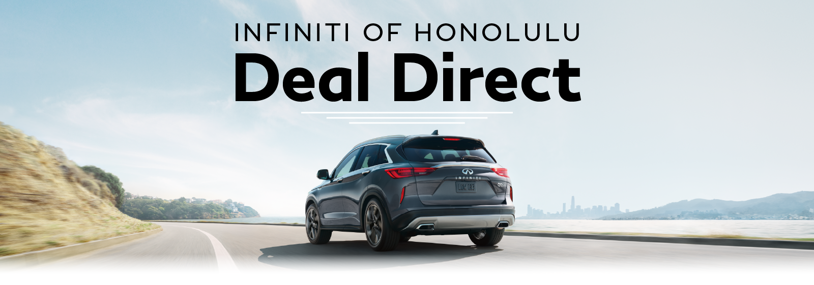 INFINITI of honolulu Deal Direct