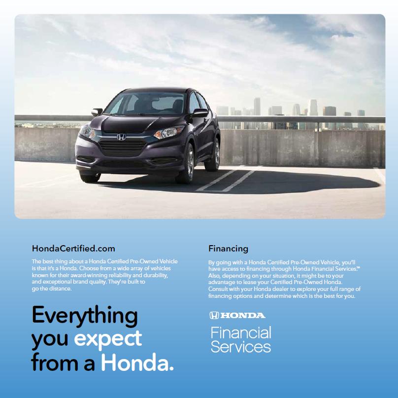 Honda Certified Pre Owned Financing >> Honda Certified Pre Owned Vehicles Tyler Jack O Diamonds Honda