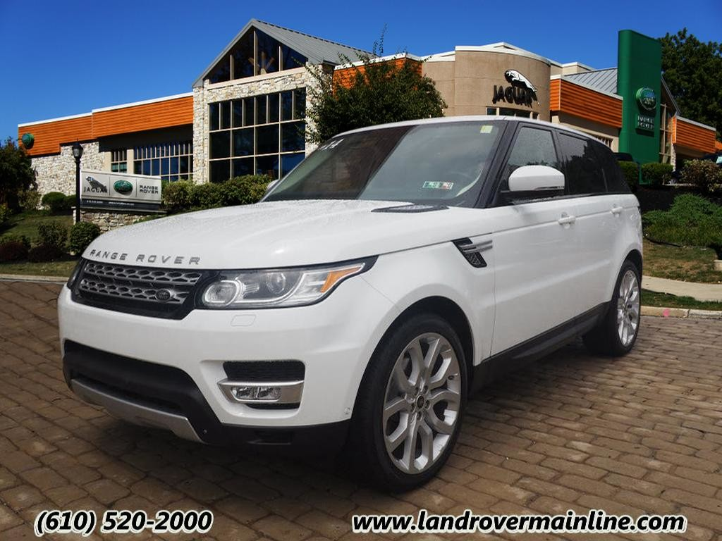 Certified Pre-Owned 2014 Land Rover Range Rover Sport HSE 4WD