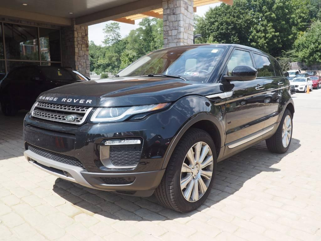 Certified Pre-Owned 2016 Land Rover Range Rover Evoque HSE 4WD