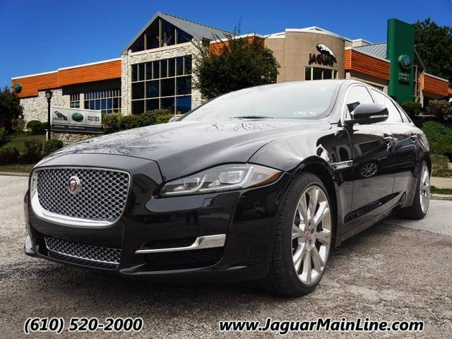 2016 Jaguar XJL Portfolio AWD