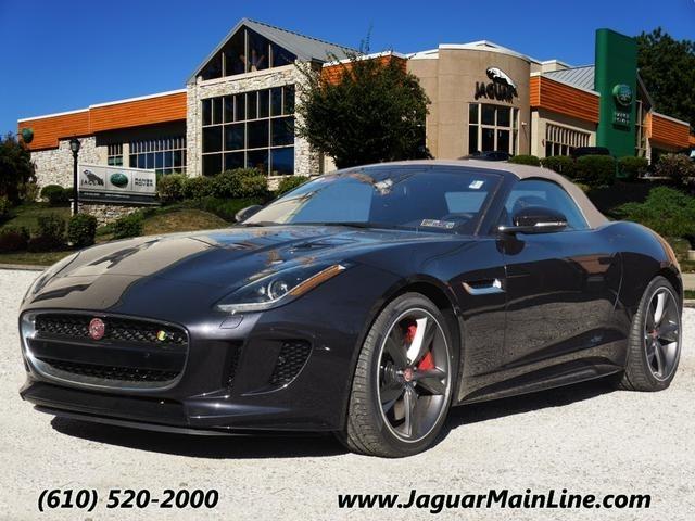 New 2017 Jaguar F-TYPE S AWD