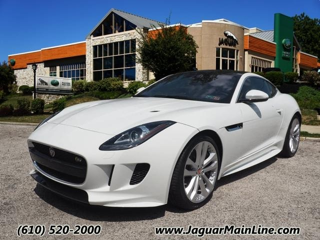 New 2017 Jaguar F-TYPE S AWD