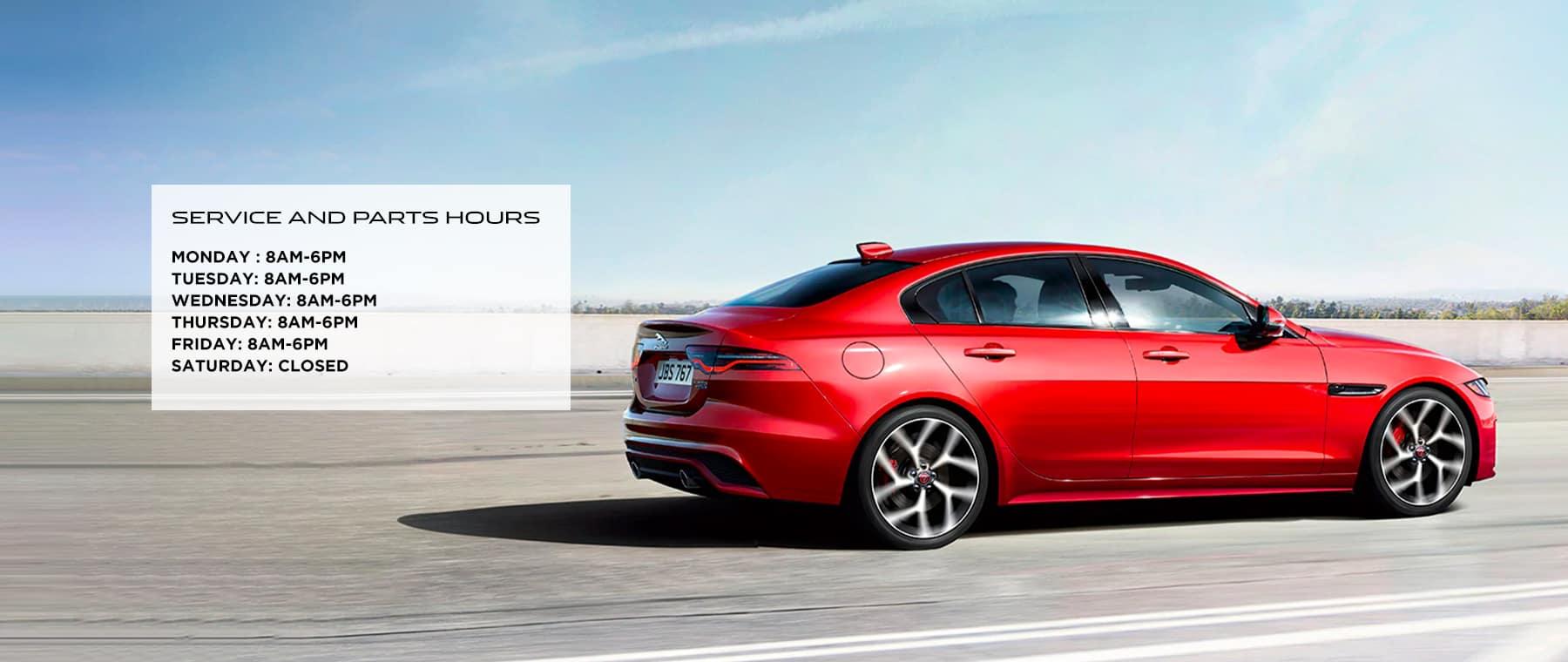 Enhanced Safety Protocols At Jaguar Main Line