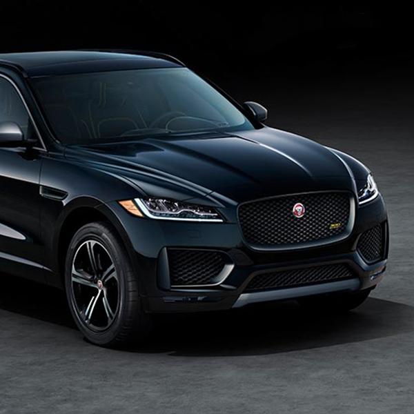 Jaguar F-Pace Ext