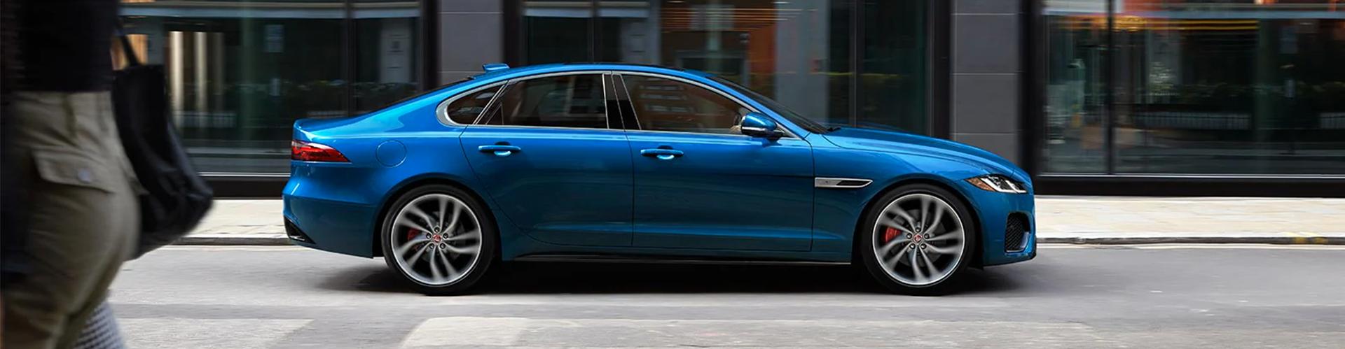 2021 Jaguar XF Hero