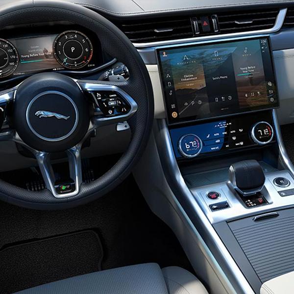 2021 Jaguar XF Int