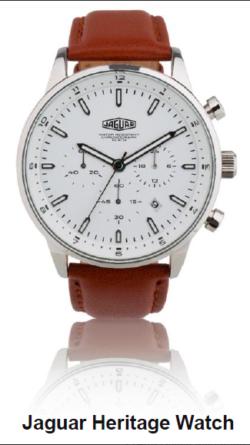 Jaguar Heritage Watch