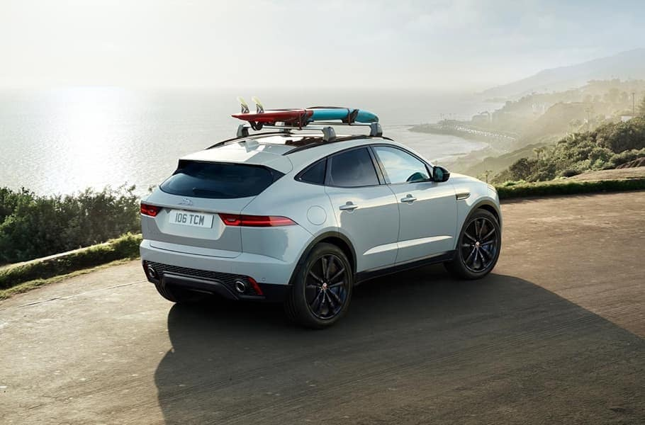 2019 Jaguar E-Pace white