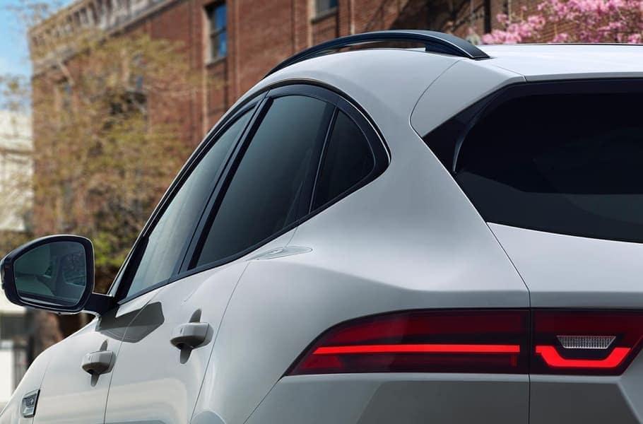 2019 Jaguar E-Pace back