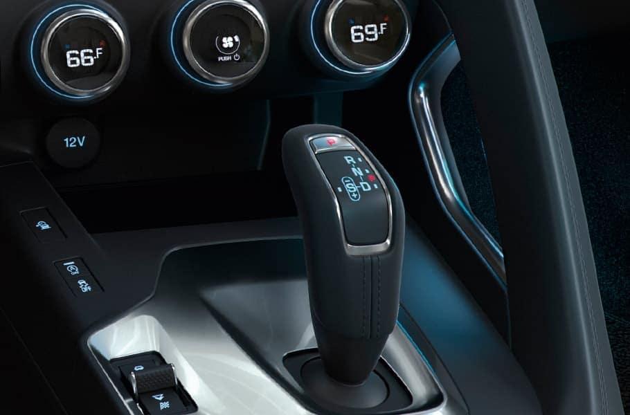 2019 Jaguar E-Pace stick