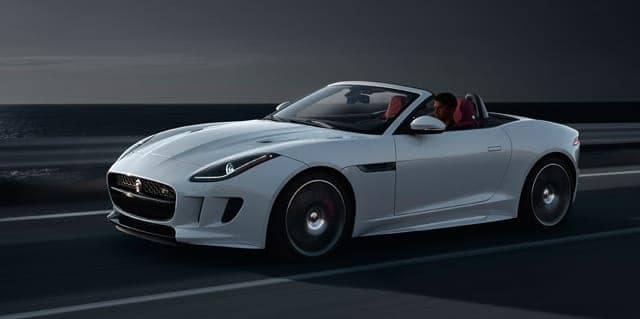 2020 Jaguar F-TYPE Convertible Checkered Flag