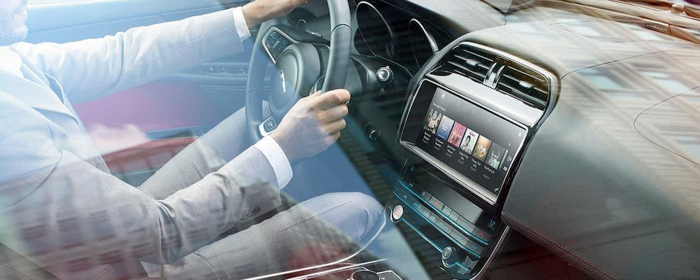 What Are The 2019 Jaguar Xe Interior Features Jaguar Willow Grove