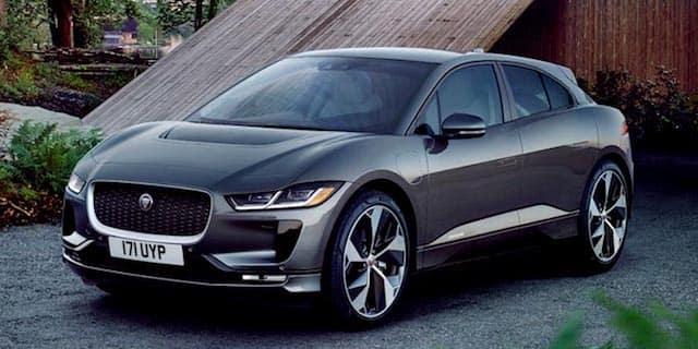 2020 Jaguar I-PACE HSE AWD