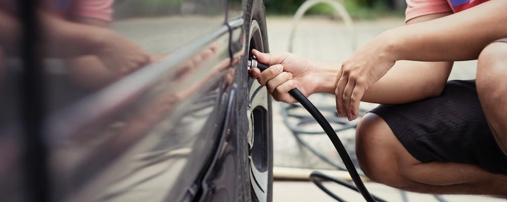 How to Reset Tire Pressure Light | Jaguar Willow Grove