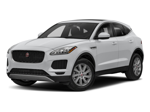 2019 Jaguar E-PACE facing left