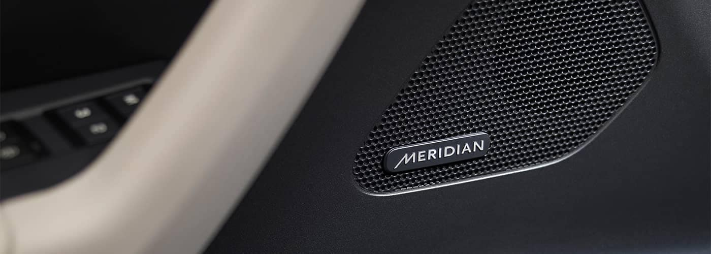 Jaguar Meridan Audio System