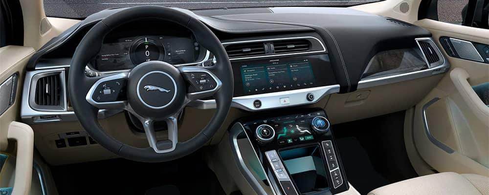Jaguar I-PACE Interior Front Dashboard
