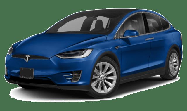 2019 Telsa Model X