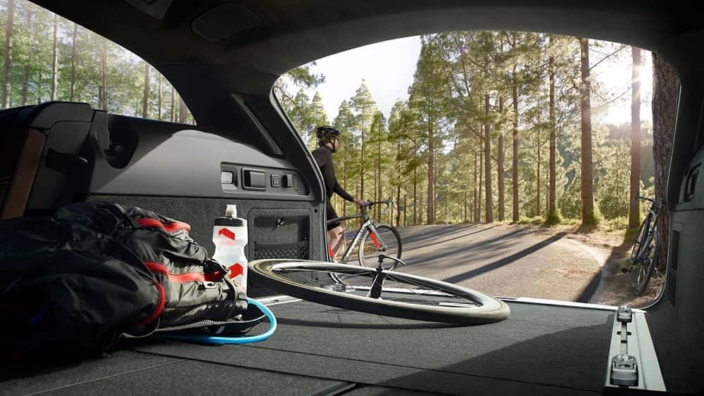 2020 Jaguar XF Interior Space