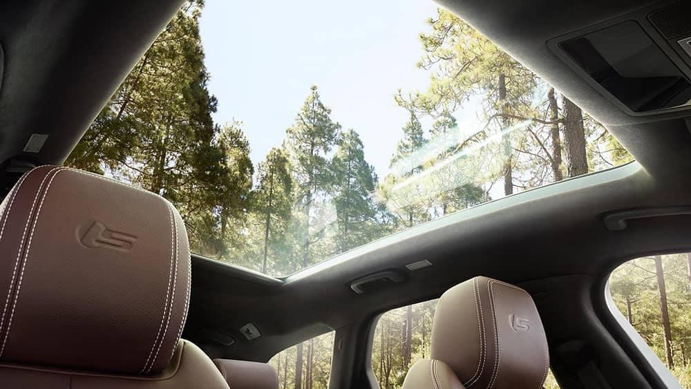 2020 Jaguar XF Sunroof
