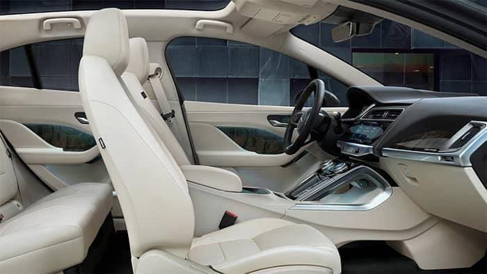 Jaguar I-PACE Interior Seating