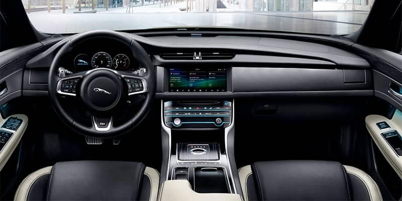 Jaguar XF Interior